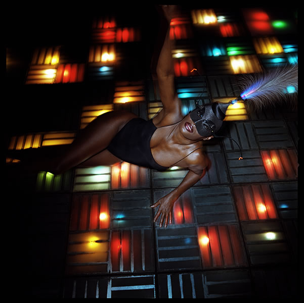 Grace Jones, London, 2008